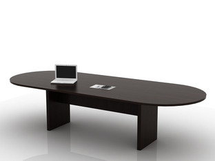 OFW TL Racetrack Conference Table 120""