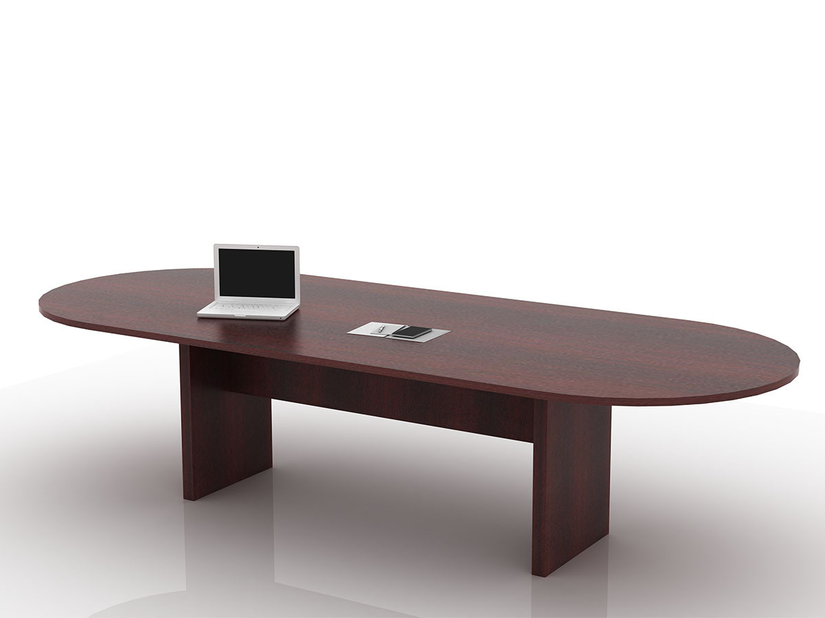 Ofw tl racetrack conference table 120 office furniture for 120 conference table