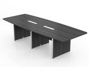 OFW VL Boat-Shaped Conference Table 120""