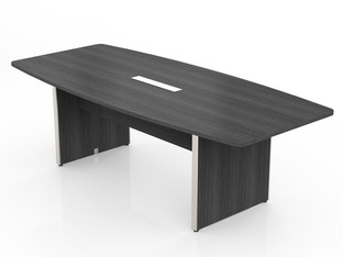 """OFW VL Boat-Shaped Conference Table 96"""""""