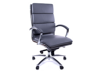 OFW Prato Gray Executive Chair