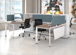 Friant Verity Workstations & Cubicles
