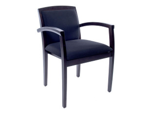 Cherryman Chair-27 Black Cherry Guest Chair