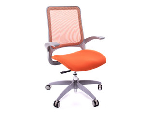 OFW Aprilia Orange Task Chair