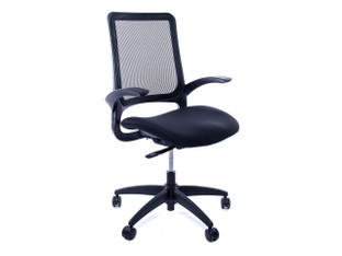 OFW Aprilia Black Task Chair