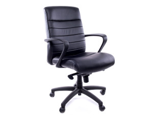 OFW Turin MB Black Executive Chair