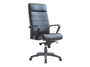OFW Turin HB Black Executive Chair