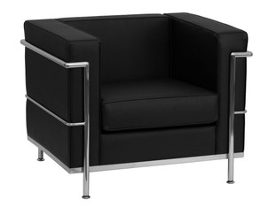 Patriarch Club Chair Black
