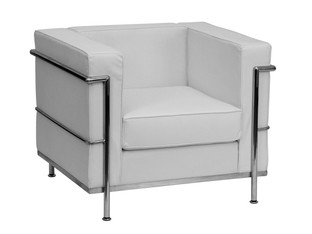 Patriarch Club Chair White