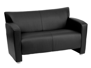 Bostonian Love Seat Black