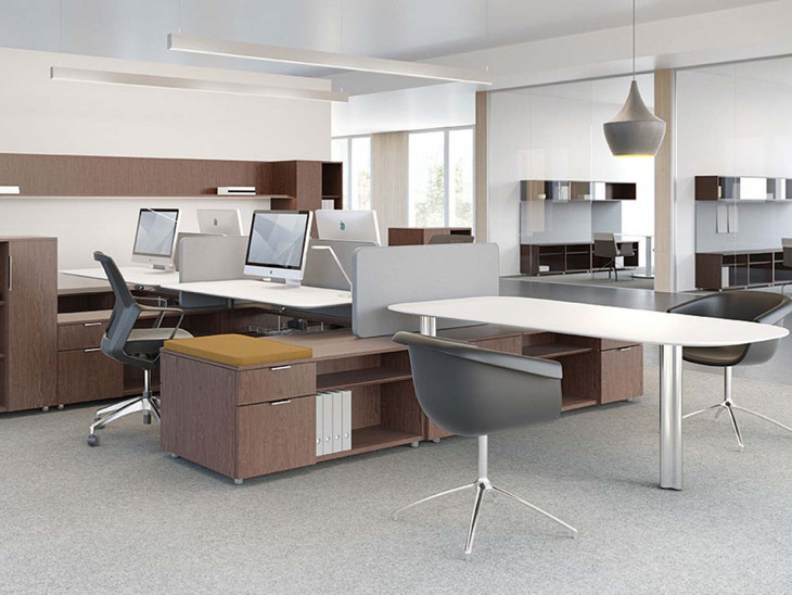 Ofs Aptos Benching Office Furniture Warehouse