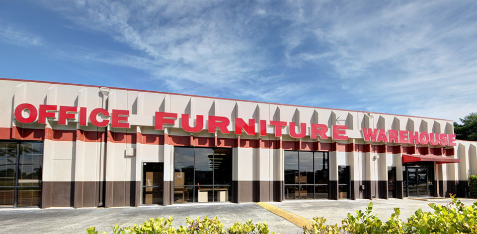 Virtual Tour of Fort Lauderdale Office Furniture Store