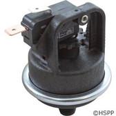 """Pressure Switch 4010P, 25A, Tecmark, 1/8""""mpt, SPNO, Plastic"""