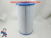 "Filter Cartridge 35sqft 9 1/4"" Tall x 4-15/16"" with 2 1/8"" Hole on Top and Bottom"