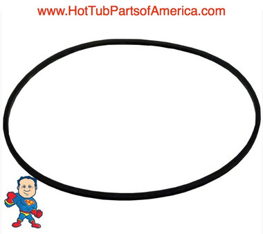 "O-Ring,  6"" ID, 1/8"" XSection, Square, Thera-Max, Thera-Flo, Sundance, Jacuzzi, Hotspring"