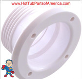 Wall Fitting, Pentair, Luxury Micro Jet, White Flange WE DO HAVE A SPECIAL TOOL YOU CAN PURCHASE LOOK IN THE DESCRIPTION AREA ON THIS PART..