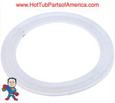 Wall Fitting Gasket, Pentair Luxury Micro Jet Body Flange