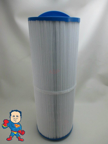 "Filter, Cartridge, 50sqft,  2""female SAE Thread, 4-15/16"", 13-1/2"", Fits Some Four Winds Spas"