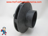 "Impeller Aqua-Flo XP2 1.0 HP 2 1/8"" Eye with 1/4"" Vane Width 3 7/8"" OD 230/8A or 115/12A"