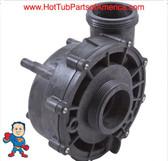 """Complete Wet End, Aqua-Flo ,XP2, Xp2e, 1.5HP, 2""""x 2"""" , 48fr, fits Motors with 9.0A/230V 11.0A/115V"""