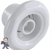 "Jet Internal, CMP, Jet, 3-1/2"" face diameter, Directional, 5 Scallop, White"