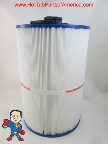 "Filter Caldera Size 50sqft 10-3/4"" Tall X 7"" Wide (1) 2"" Male Slip Hole FC-3084 C-7451 33016 PCD50"
