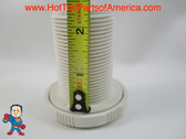 """Air Control Valve Notched Off White 1"""" Spa Garden Bath Tub Universal Video How To"""