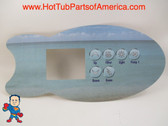 Overlay Artesian Resort 6 Button K-73 Gecko Aeware Hot Tub Spa Part How To Video