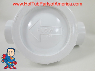 "Check Valve 1""S X 1""S Waterway Air Tee Hot Tub Cal Spa and Others"