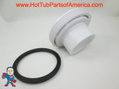 "Hot Tub Spa 2 1/2"" Slip X 1 1/2"" Heater Union & Gasket How to Video"