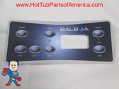 Overlay Balboa Topside 7 Button Spa Hot Tub 10430 VL701 E7 How To Video