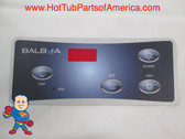 Overlay Balboa Topside 4 Button Spa Hot Tub 10307 VL404 E4 Duplex How To Video