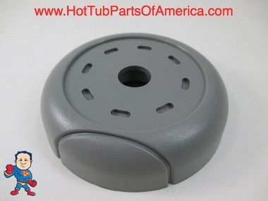 "Diverter Valve 4"" Cap for Sundance® Gray 2003-04 Sweetwater/2005+ Spa Hot Tubs"