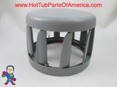 Spa Hot Tub Filter Cap Vane Weir Skimmer Gray Infinity Artesian Keys