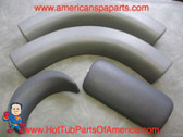 Spa Hot Tub Pillow Set (2) Long Curve (1) Neck (1) Lounge Infinity