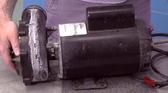 How To Video Aqua Flo XP2e Leaking Pump Repair Seal Hot Tubs How To