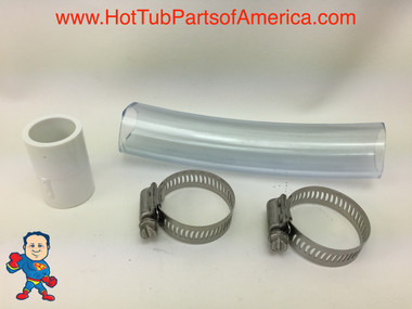 "Rico Kit to Repair 1/2"" or 3/4""  Soft Pipe Leaks at Jet Bodies and other Fittings"