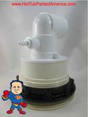 "Master Massage Jet Body Waterway And 3/8"" Barb x 1/2"" Spigot Barb Adapter Kit"