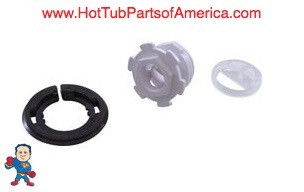 Mixing Chamber Repair Kit, Pentair Luxury Micro Jet Body..  This kit goes inside of the Pentair Luxury Micro Jet Body seen in the picture below as a repair kit for any broken parts that may be missing or damaged inside..