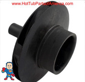 Impeller, Pentair Sta-Rite DuraGlas II, MaxEPro, 1.5hp, Pool Pump