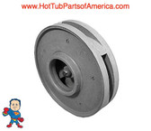 "Impeller, Waterway Center Discharge, 1 1/2"", 1.0 Horsepower"