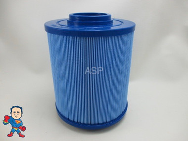 """Eco Pur Filter Cartridge for Teleweir 6 5/8"""" Tall X 5"""" Wide Down East Somerset & Clarity Spa"""