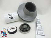 Impeller & Seal Kit, Waterway, HiFlo, Side Discharge, 1.0hp Hi-Flo, Hi Flo