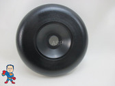 "Dynasty Spa Hot Tub Diverter Cap 5"" Wide Black Buttress Style"