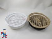 Nordic Hot Tub Filter Skimmer Basket and Filter Information