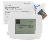 Honeywell TB8220U1003 Comm Programmable Thermostat