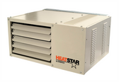 Mr Heater Heatstar 50,000 BTU N Gas Shop Garage Unit Heater Includes LP Kit