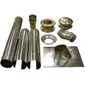 Garage Unit Heater 45/75K Vertical Vent Kit F102848