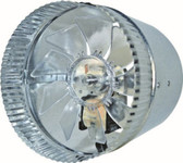 Suncourt DB206P Pro Inline Inductor Duct Fan Booster