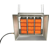 Sunstar SG10 100K BTU Infrared Radiant Nat Gas Heater